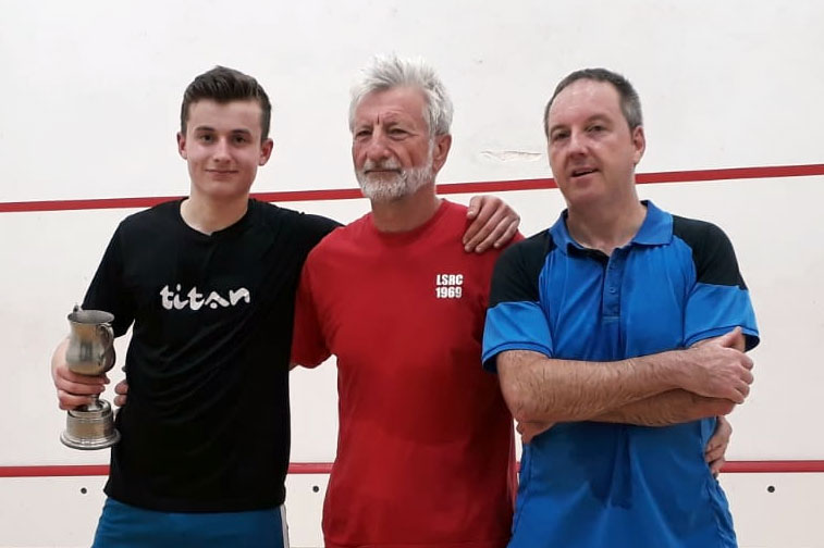 Sam Clark wins Dave Fox title