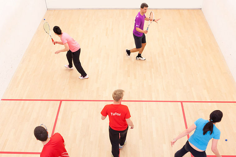 Club relaunches Adult and Junior coaching sessions
