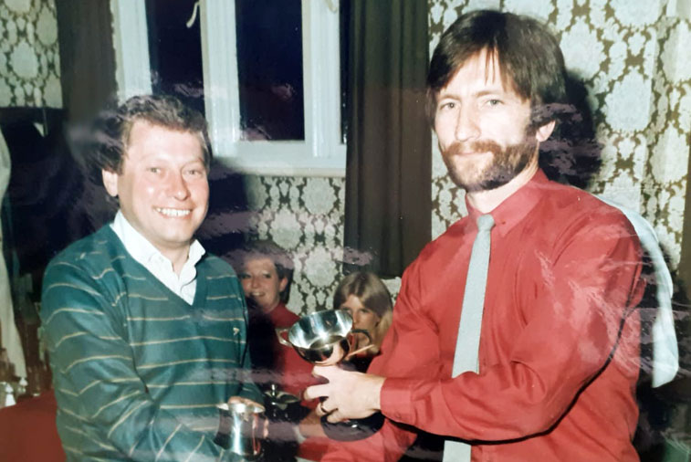 Club pays tribute to former member Ray Dix
